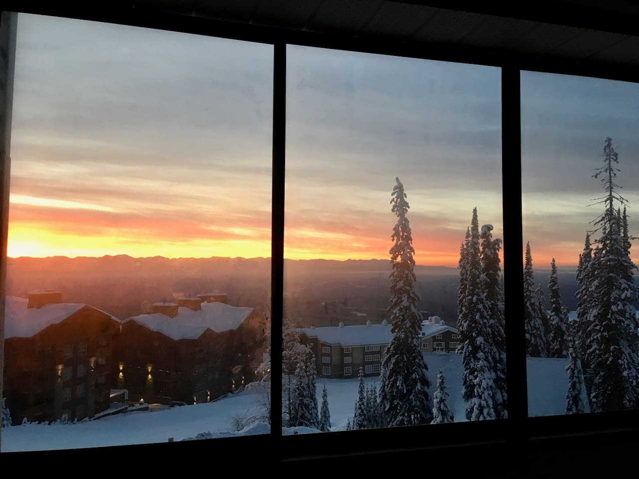 Beautiful Penthouse Balcony View