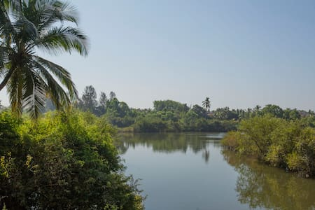 The Palm Trees Ayurvedic Heritage - Canacona - Bed & Breakfast
