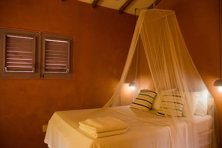 Romantic,near beach,breakfast,wi-fi - Las Galeras