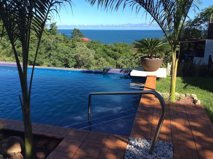 """Bedroom Mazunte """"Casa Qi"""" sea view4"""