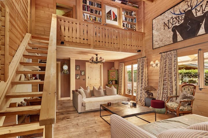 Cosy Chalet in a quiet area - Gstaad