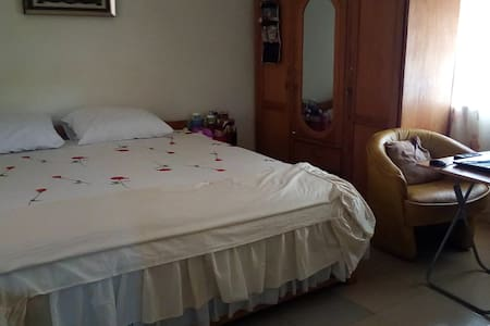 A Comfortable 1 Bedroom Aprt. for a Memorable Stay