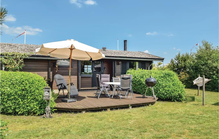 Holiday cottage with 3 bedrooms on 70m² in Børkop