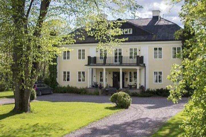 Isaksbo herrgård - Gästflygel
