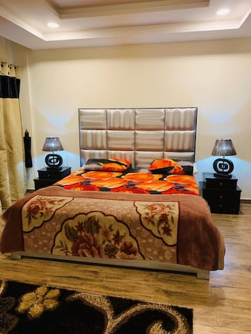1 bed furnished apartment in bahria town islamabad
