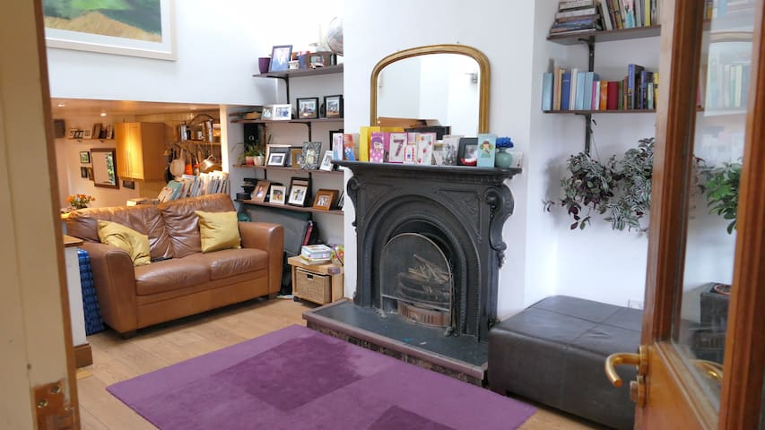 Two bedroom, terraced suburban cottage - Rathmines - Cabaña