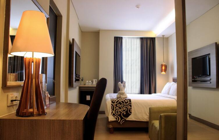 Spotless Double Or Twin Superior At Central Jakarta