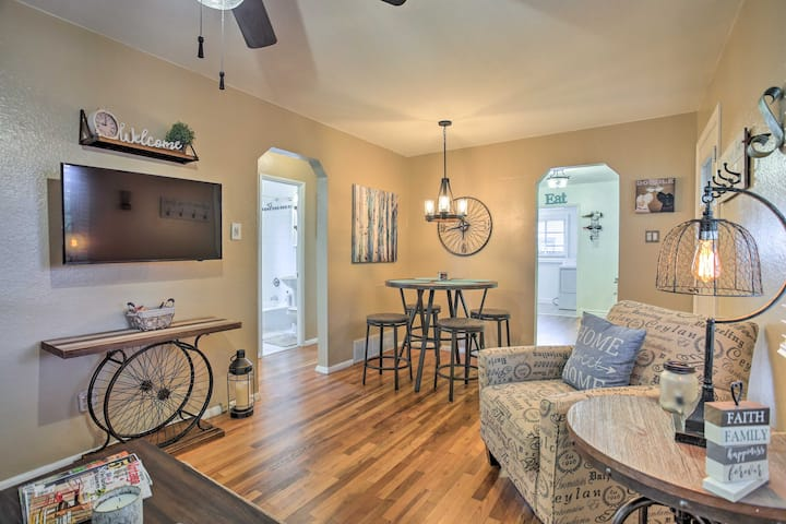Updated Pet-Friendly Home, Walk to Dtwn Littleton!