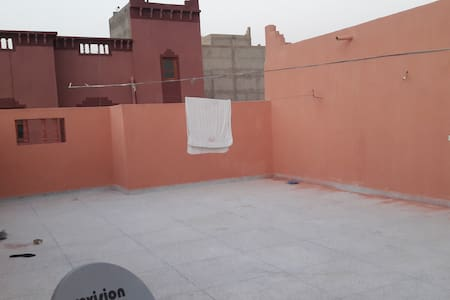 Le Maroc dans une autre vue - Ouarzazate - Guesthouse
