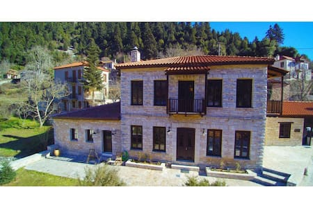 Seasons-Winter 5 Bedroom Home 250m2 - Korischades - House