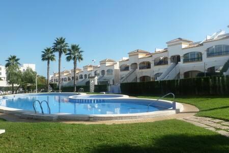 Bungalow Gran Alacant - Playa - Piscina - Gran Alacant - Lakás