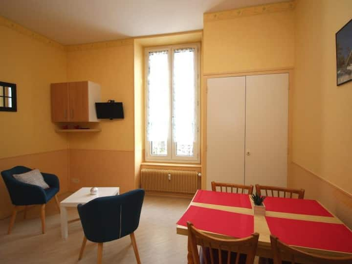 LA BOURBOULE CENTRE AGREABLE STUDIO - FR-1-608-138