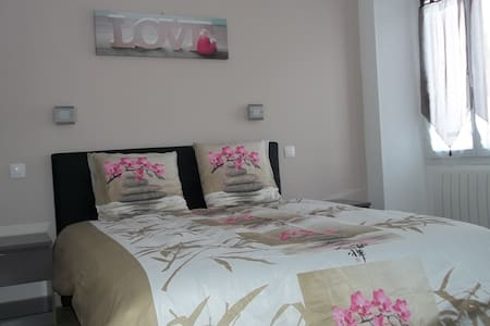 Chambre lac d'ANNECY La Belle étoile. - Faverges - Bed & Breakfast