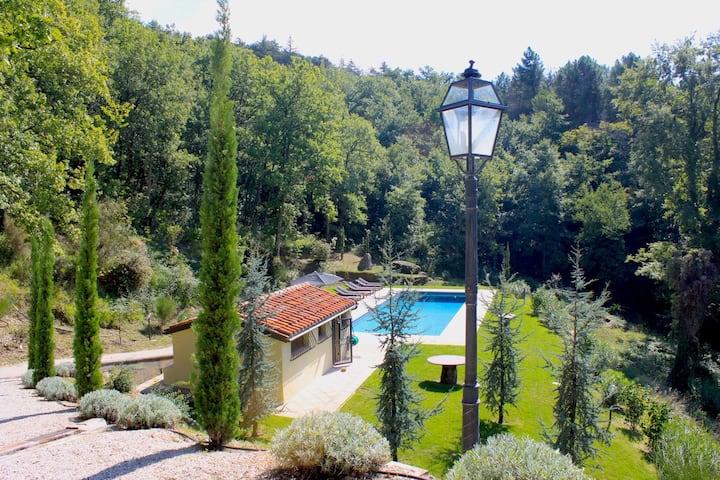Luxury house - high standard - 15 m new salt pool