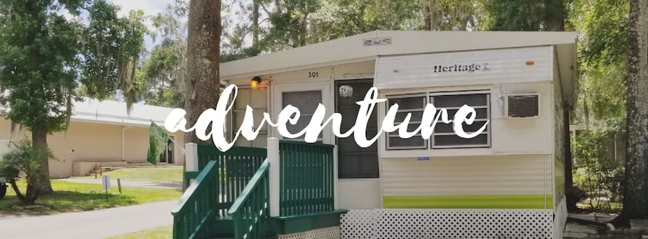 The Lucky Clover - Your Nature Coast Getaway!