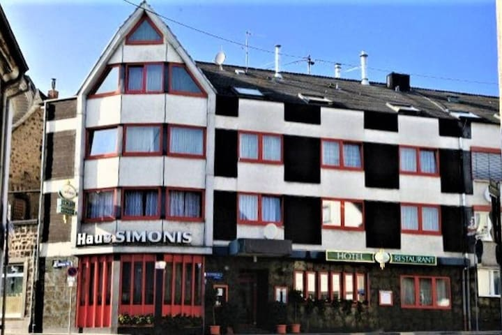 Hotel Simonis Einzelzimmer