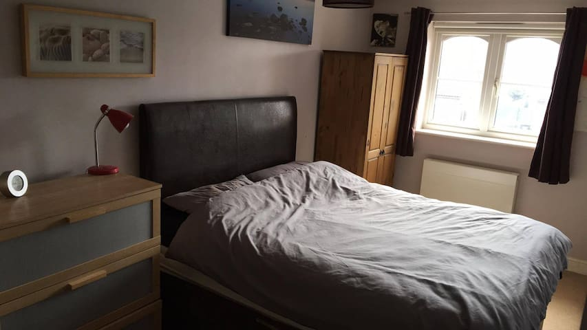 Private Double Room Ensuite in Evesham