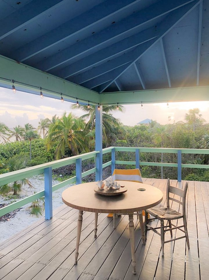 Private Beach House in Little Cayman