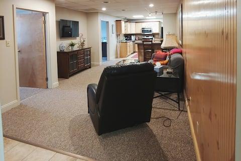 Appartement de deux chambres à South Hills