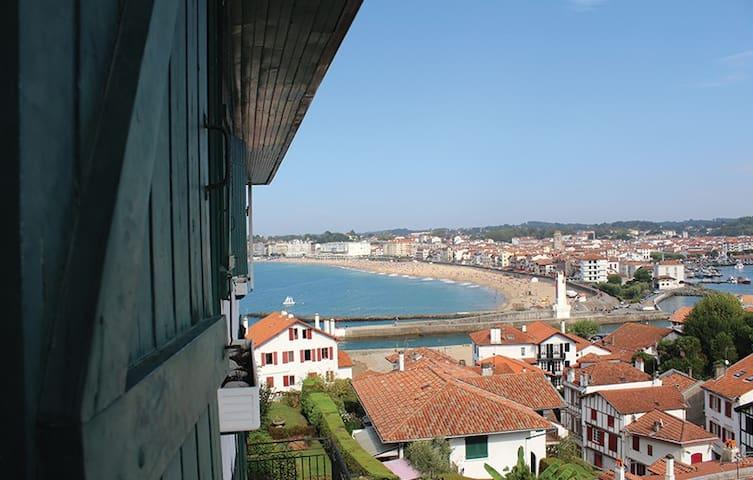 Chambre Vue sur Port 2P