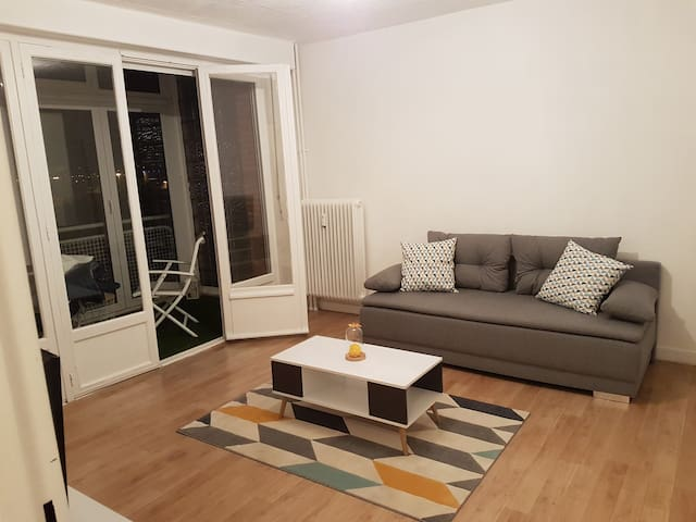 Super appartement T2 ultra moderne en hyper centre