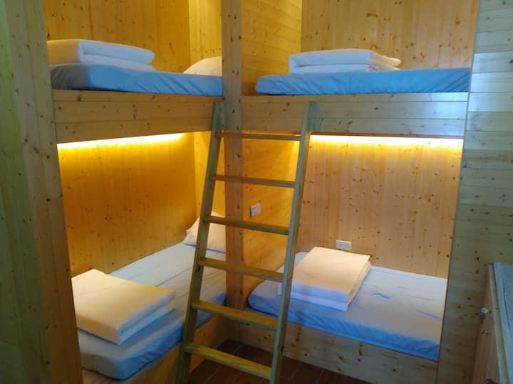 澎湖背包旅店 Hello Inn (4個床位,男性為主,請詳閱房源描述)