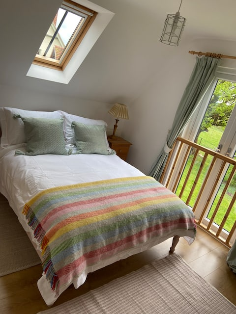 Smoky Cart Lodge 1 bed flat with amazing views