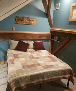 Rooms at the Mill - Dillingham Suite
