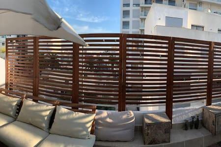 Nice Cosy Sunny terrace 2 bedrooms Gauthier Racine