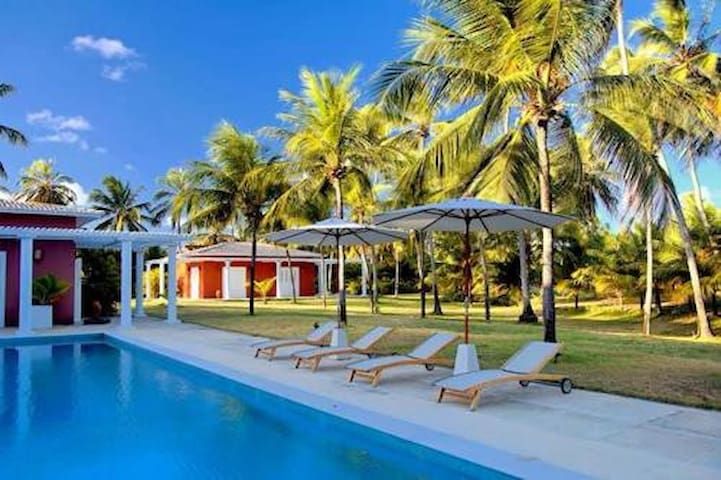 Villa Maracajaú, elegance and relax near the beach