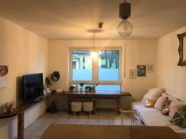 Charmante 2-Z-Wohnung im Herzen Bergisch Gladbach
