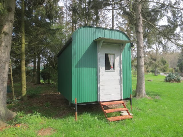 Camping Wesertal - cabin for 2 - place
