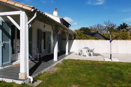 Maison de vacances Réthaise - Rivedoux-Plage