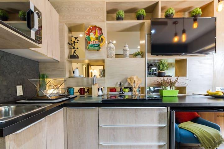 Belmalí Studio Suite.Confort y Excelente Ubicación