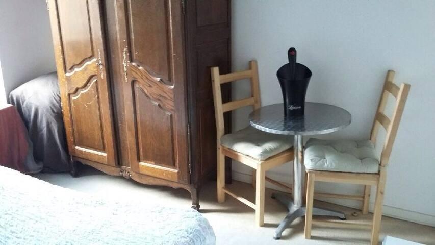 Chambre agréable - Bordeaux - Lejlighed
