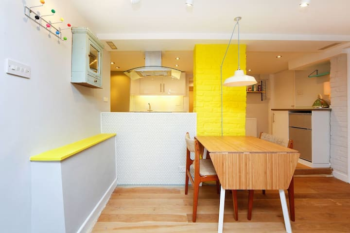 Quirky London 2bed Apartment - Londres - Appartement