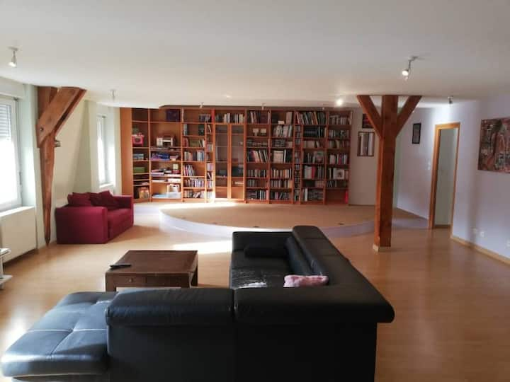 LOFT 114 m² centre Bourboule face aux thermes