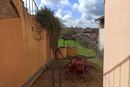 Logement 35 m2 avec jardin à 3 min centre Montceau