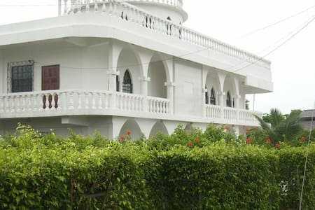 Caribbean White House - Belize City