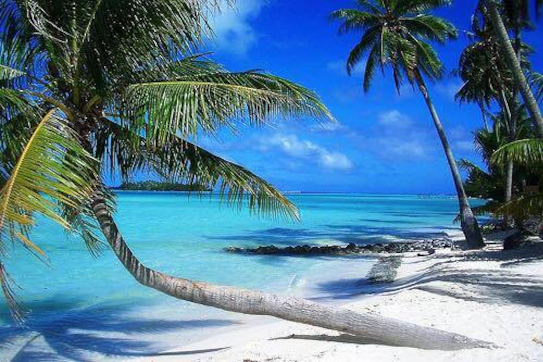 Hermosa playa de Cuba ( a veinte minutos del apartamento)