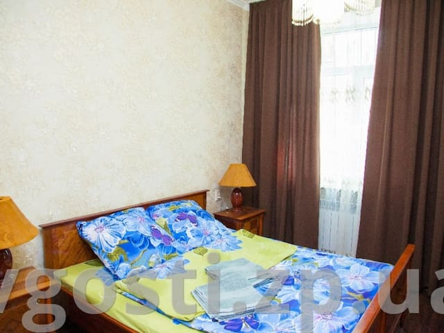 2 Rooms Apartment on Soborny Avenue 104. Luxury class. Centre