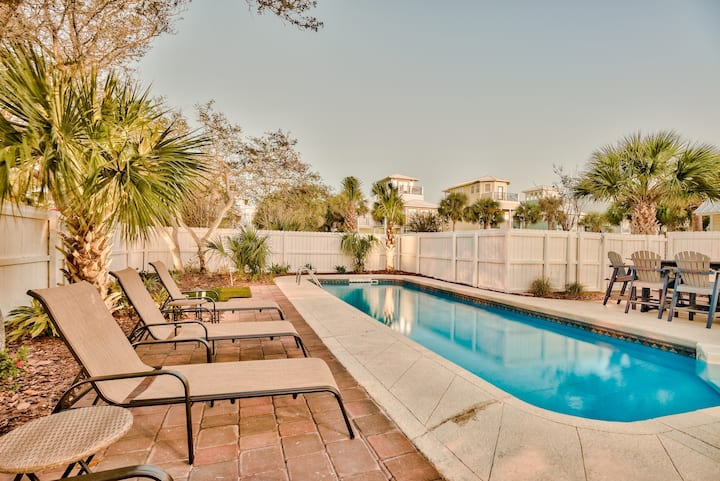 Vacation Dreams Come True at SeaBlue House Destin!