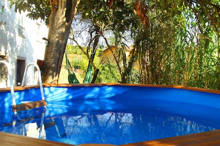 Elettra, holiday home with swimming pool