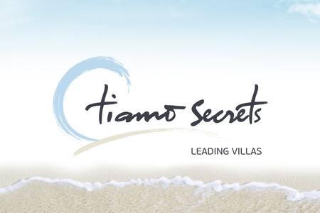 Tiamo Secrets - White House - Diaporos - Villa