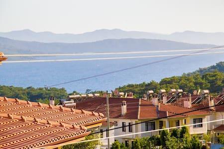 Kardelen Duplex Flat with wonderful Akyaka View! - Akyaka Belediyesi - Villa