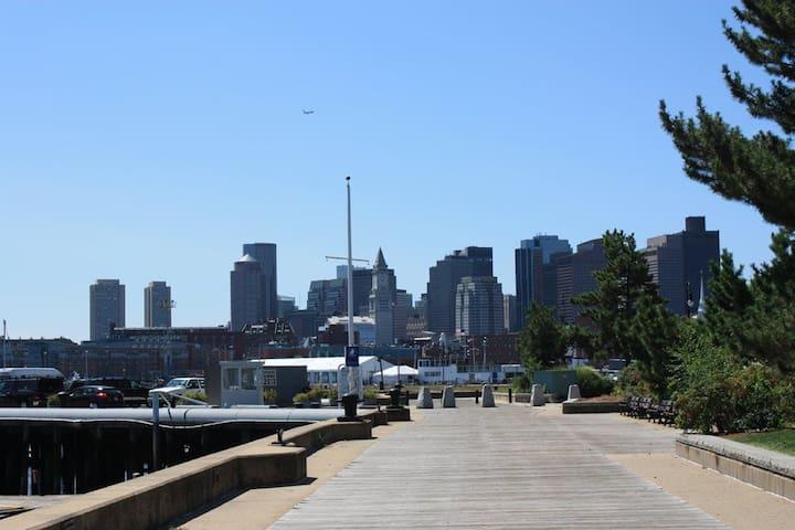 Your home on the Boston Waterfront - Boston - Apartament