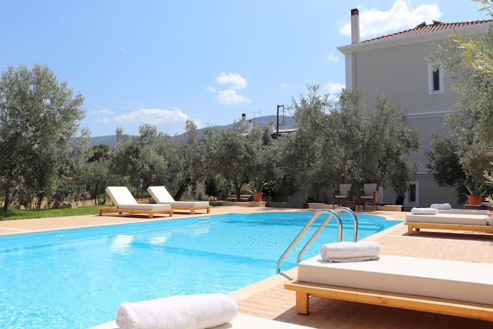 Galinis Luxury Apartment