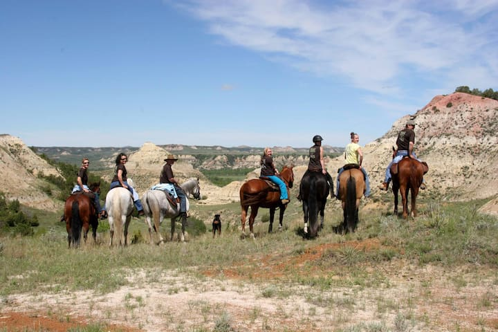 King Ranch - Medora - Autocaravana