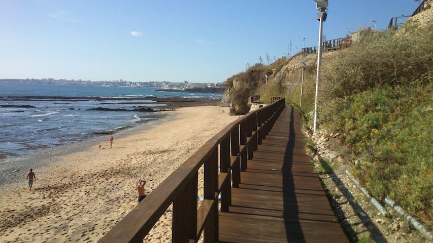 Praia das Avencas - Parede - Cascais - Lisboa - Parede