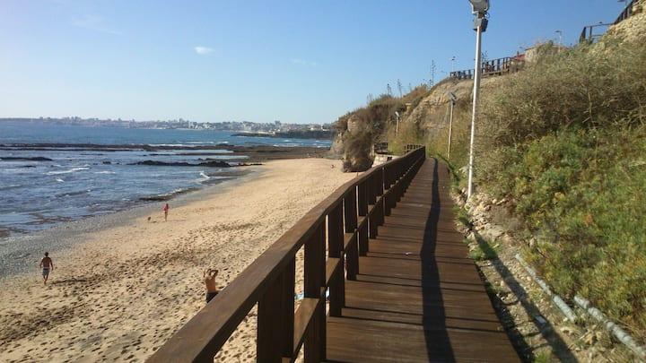 Praia das Avencas - Parede - Cascais - Lisboa